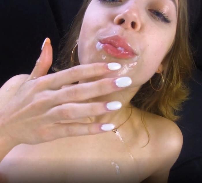 Porn.com: I love slobbering deepthroat blowjob and playing with his cum in my mouth Starring: MihaNika69