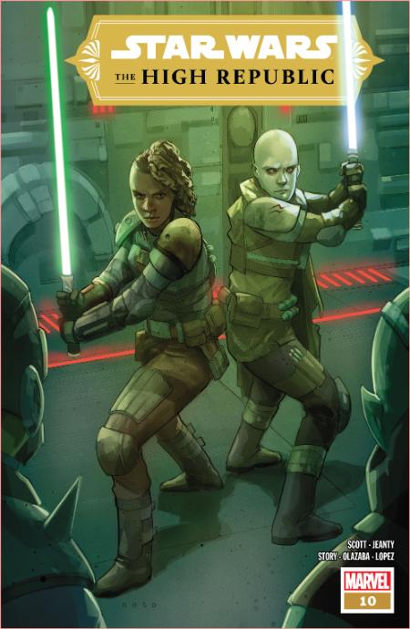 Star Wars - The High Republic #10 (2021)