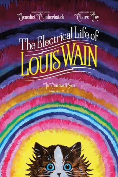 The Electrical Life of Louis Wain 2021 720p HDCAM-C1NEM4