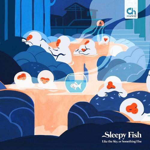 Sleepy Fish — Like the Sky, or Something Else (2021)