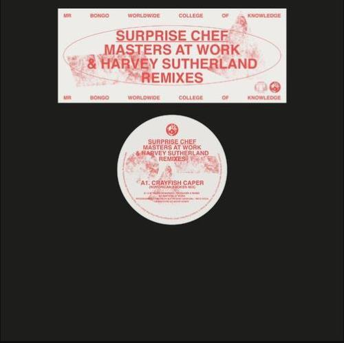 Surprise Chef — Masters at Work & Harvey Sutherland (Remixes) (2021)