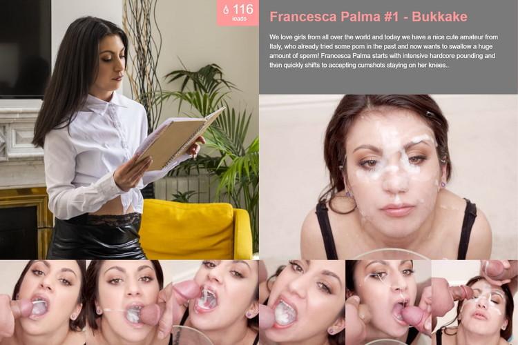 PremiumBukkake: Francesca Palma - Bukkake [HD 720p] (1.26 GB)