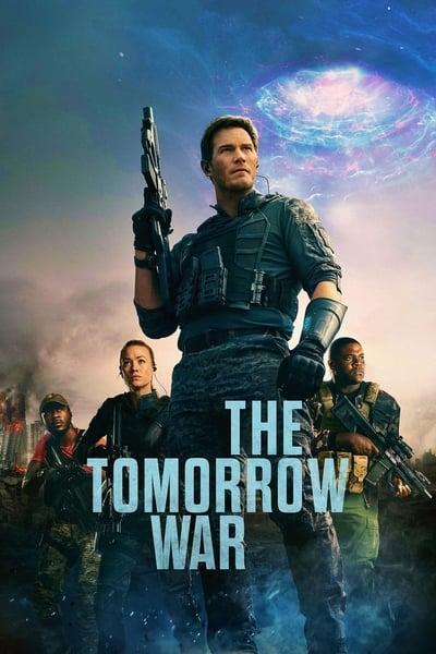 The Tomorrow War 2021 1080p AMZN WEB-DL DDP5 1 H 264-RED