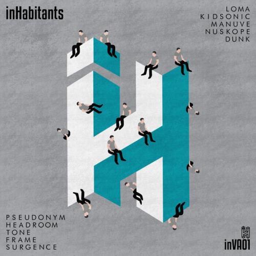 inHabit Recordings — Inhabitants (2021)