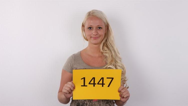CzechCasting/CzechAV: Michaela - 1447 [FullHD 1080p] (Casting)