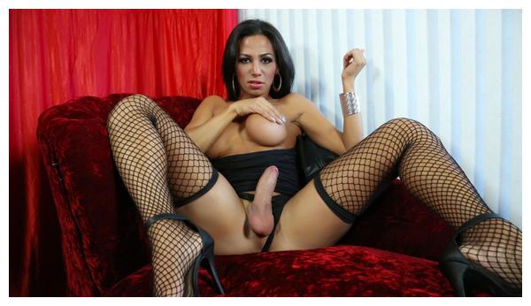 Bobs-TGirls.com, ShemaleStrokers.com: Jaquelin Braxton - Jaquelin Braxton [HD 720p] (Transsexuals)