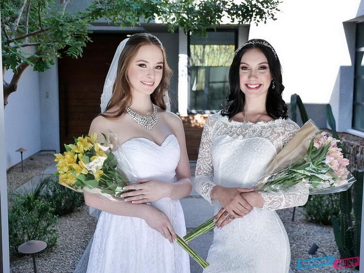 DaughterSwap/TeamSkeet - Jazmin Luv, Hazel Moore - An Orgy Before The Wedding [FullHD 1080p]