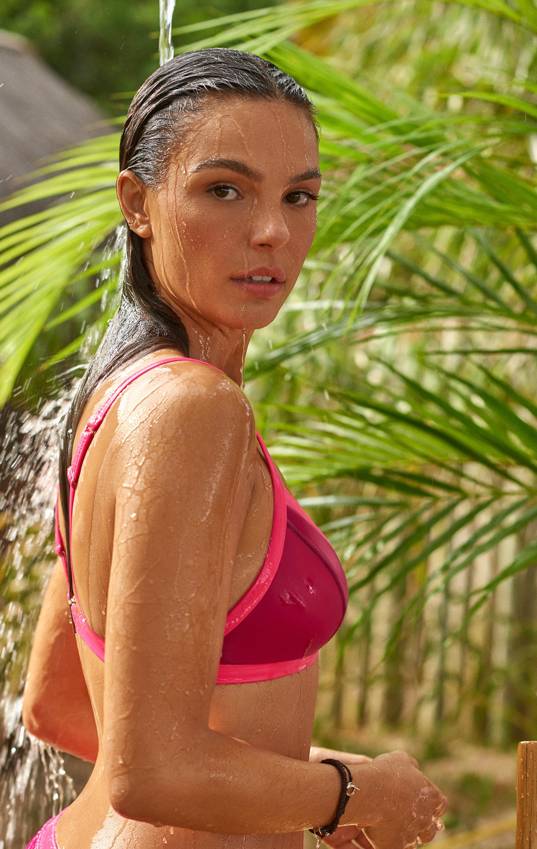 рекламная кампания купальников модного бренда Cia Maritima, сезон весна-лето 2020 / фото 04