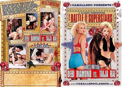Battle of Superstars Debi Diamond vs. Taija Rae [DVDRip 480p 986.55 Mb]