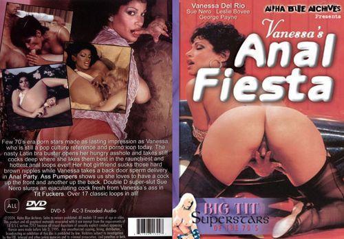 Big Tit Superstars of the 70's: Vanessa's Anal Fiesta [DVDRip 528p 2.03 Gb]
