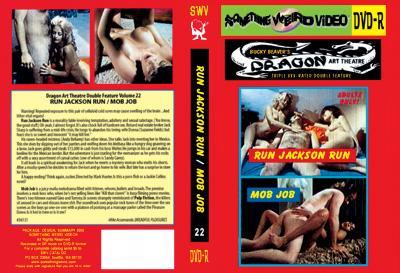 Run, Jackson, Run [VHSRip 528p 784 Mb]