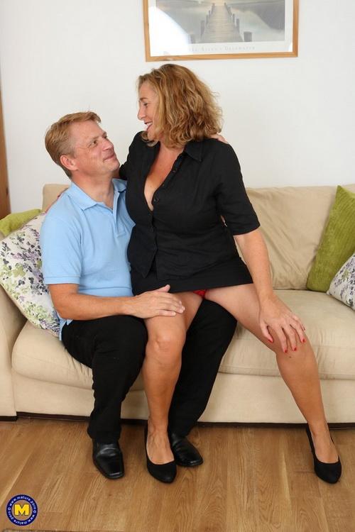 Camilla C. (EU) (45) - British horny temptress with big natural tits [FullHD 1080p] 2021