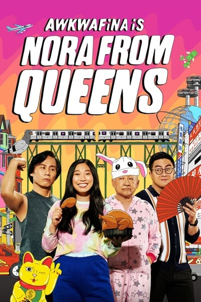 Awkwafina Is Nora from Queens S02E08 1080p HEVC x265-MeGusta