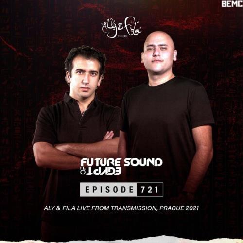 Aly & Fila — Future Sound Of Egypt 721 (2021-09-29)