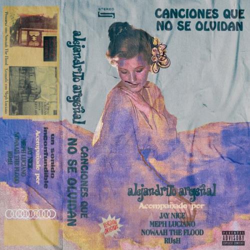 Alejandrito Argenal — Canciones Que No Se Olvidan (2021)