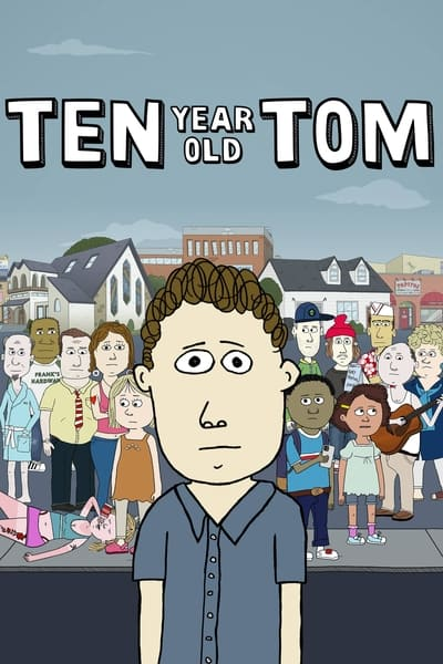 Ten Year Old Tom S01E01 720p HEVC x265-MeGusta