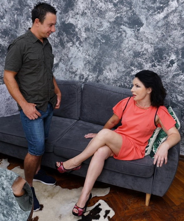 [Mature.nl/Mature.eu] - Helen (44) - She loves to ride something else than her couch (2021 / FullHD 1080p)