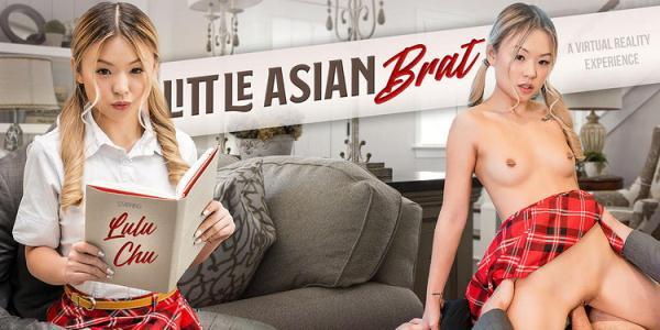 Little Asian Brat - Lulu Chu [VRBangers] (HD 960p)