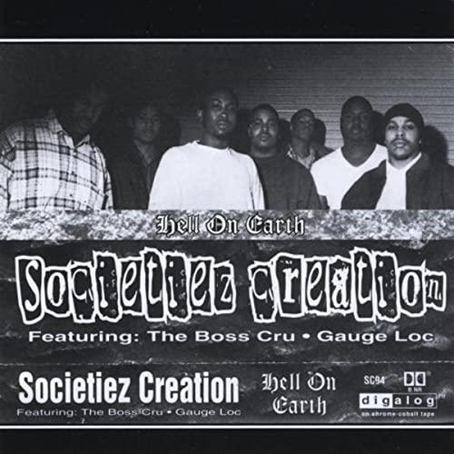 Societiez Creation — Hell On Earth (25th Anniversary Edition) (2021)