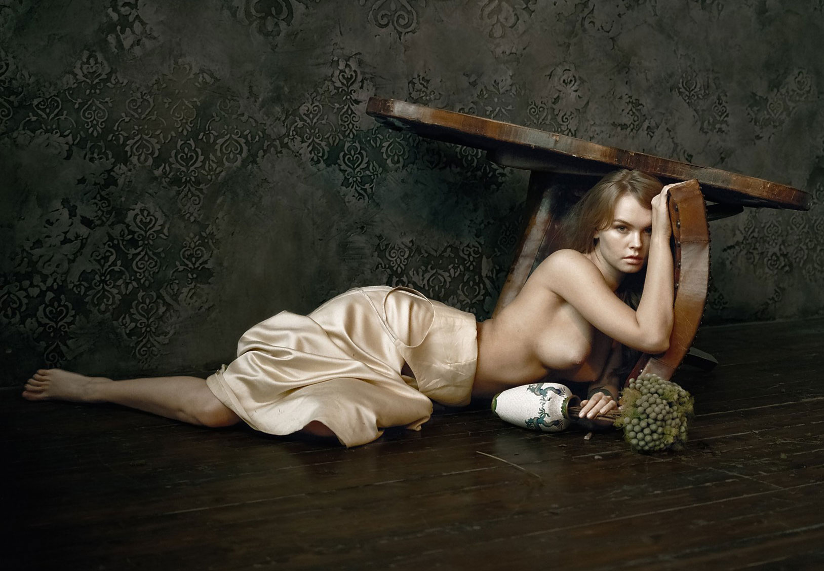 винтажная Анастасия Щеглова / фото 01