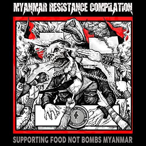Myanmar Resistance Compilation (2021)