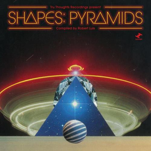 Shapes: Pyramids compiled by Robert Luis (2021)