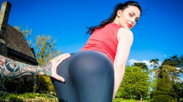 Aletta Ocean - Working Out With Aletta [HD 720p] 2021