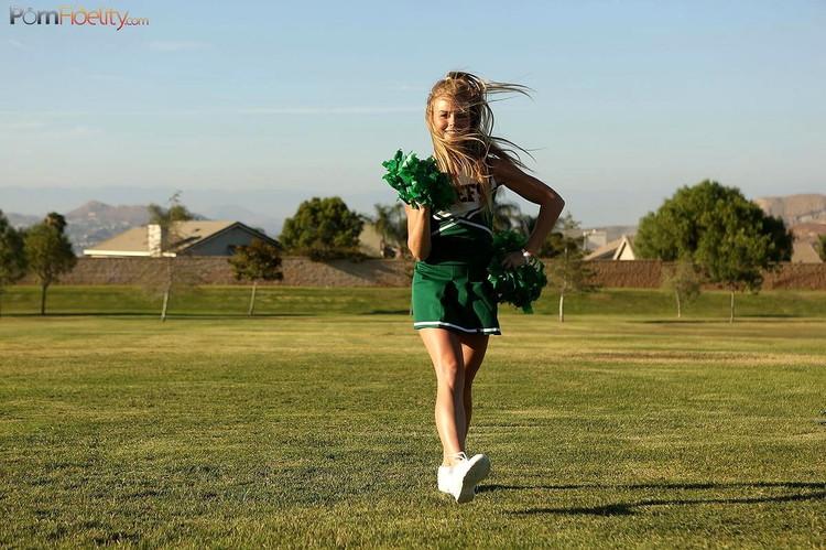 Nicole Clitman ~ TFSN Cheerleaders 2 ~ PornFidelity ~ FullHD 1080p