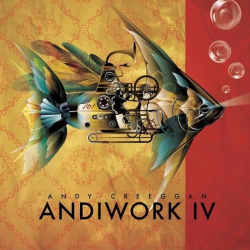 Andy Creeggan - Andiwork IV (2021)