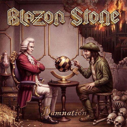 Blazon Stone — Damnation (2021)
