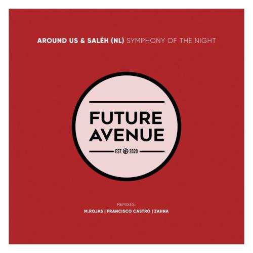Around Us & Saléh (NL) — Symphony of the Night (2021)