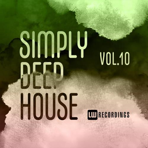 Simply Deep House, Vol. 10 (2021)