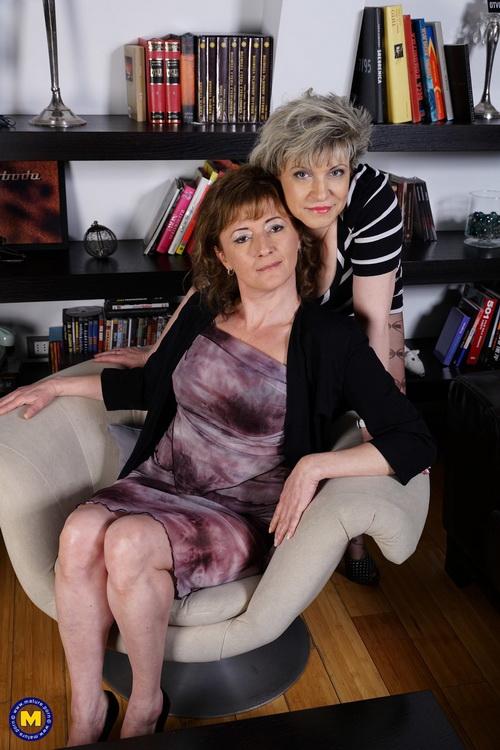 [Old-and-Young-Lesbians/Mature.nl] - Prisca (41), Tasmara C. (48) - Mat-Alex242 (2021 / HD 720p)