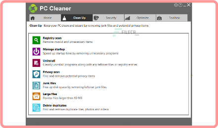 PC Cleaner Pro 8.1.0.4