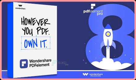 Wondershare PDFelement Pro v8.2.15.1010 (x64) Portable Cracked