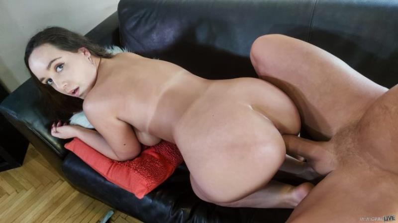 ImmoralLive.com/BlowPass.com: Jessie Clark - Deep Creampie into Tiger Pussy of Huge Tan Lines Tits Teen/30.08.2021 [SD 400p] (270.77 Mb)