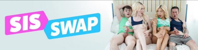 SisSwap.com/TeamSkeet.com: Gia Dibella, Celestina Blooms - A Daring Sleepover [SD 480p] (609.22 Mb)