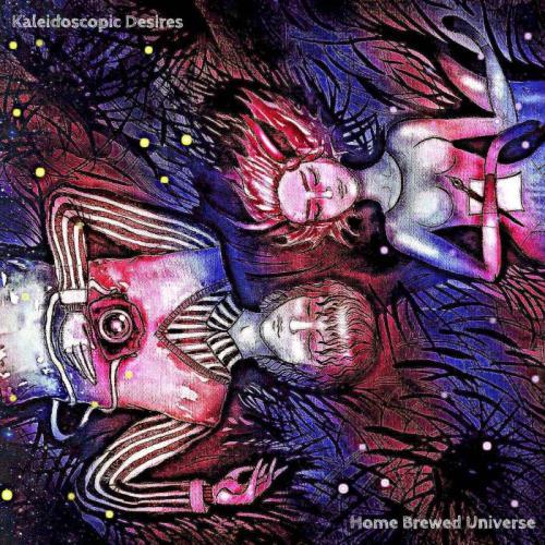 Mixtaped Monk — Kaleidoscopic Desires (2021)