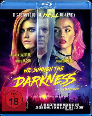 L'Evocazione - We Summon The Darkness (2019).avi BDRiP XviD AC3 - iTA