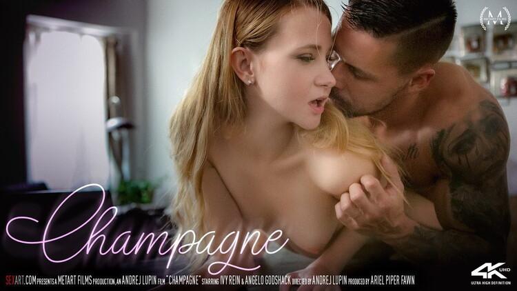 WildOnCam/CherryPimps - Ivy Rein - Champagne (1080p/FullHD)