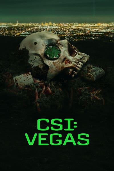CSI Vegas S01E01 720p HEVC x265-MeGusta