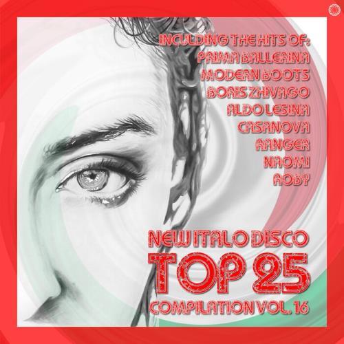 New Italo Disco Top 25 Compilation Vol. 16 (2021)
