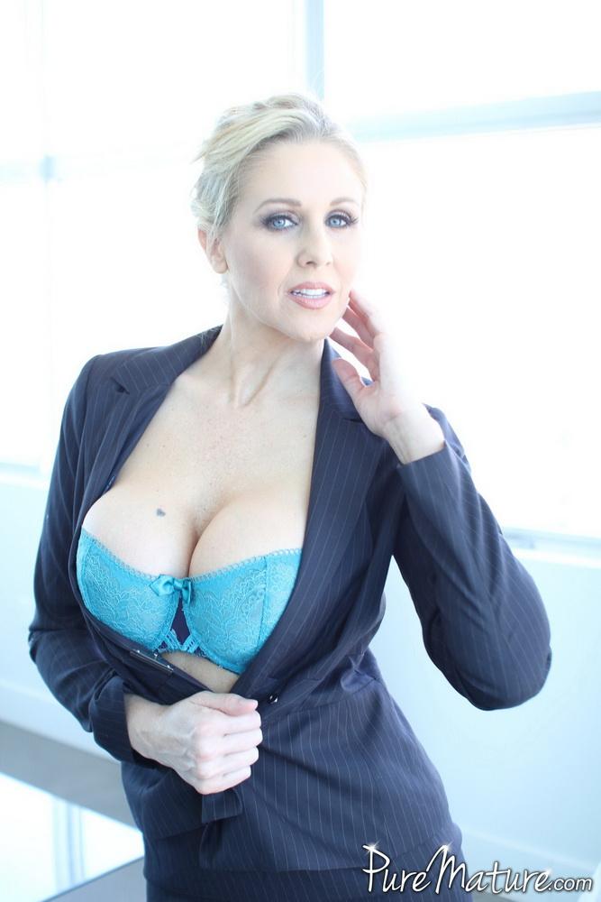 Julia Ann ~ Pleasure Before Business ~ PureMature ~ FullHD 1080p