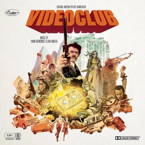 Dan Amozig & Yann Kornowicz — VIDEOCLUB (2021)
