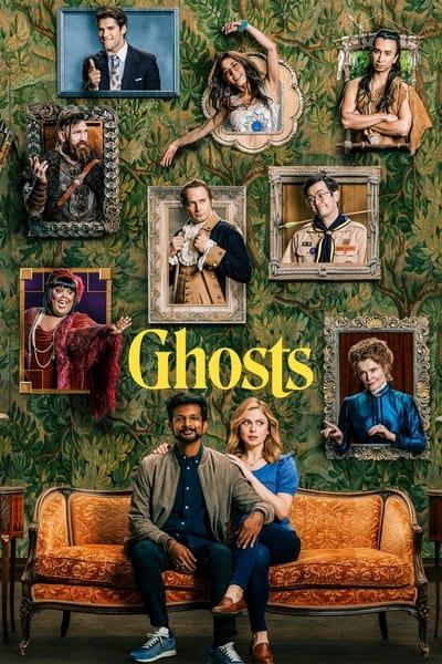 Ghosts 2021 S01E01 720p HEVC x265-MeGusta