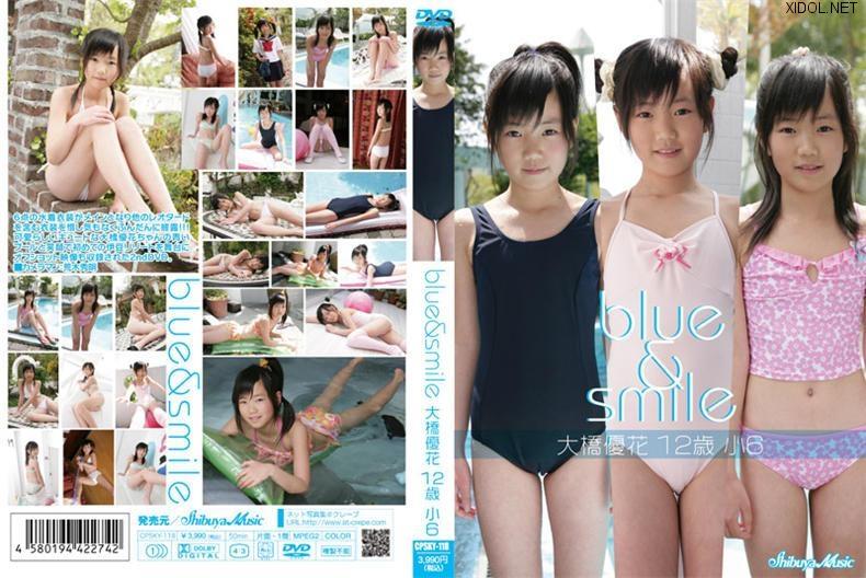 [CPSKY-118] Yuka Ohashi 大橋優花 – blue&smile