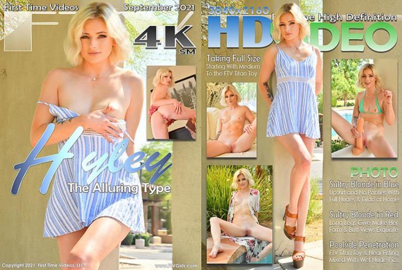 Hyley Winters - The Alluring Type (FTVGirls.com/FullHD) - Flashbit