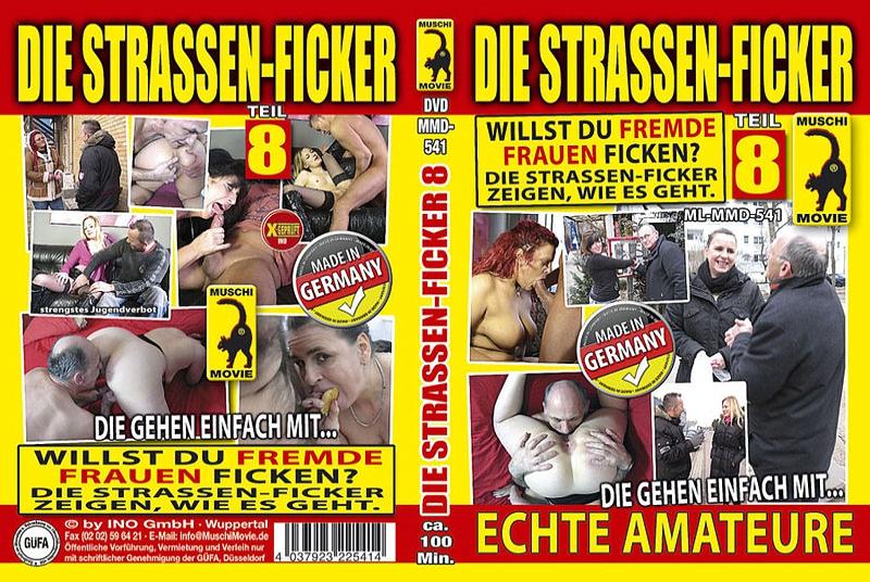 Die Strassen-Ficker 8 [DVDRip 336p 699.09 Mb]