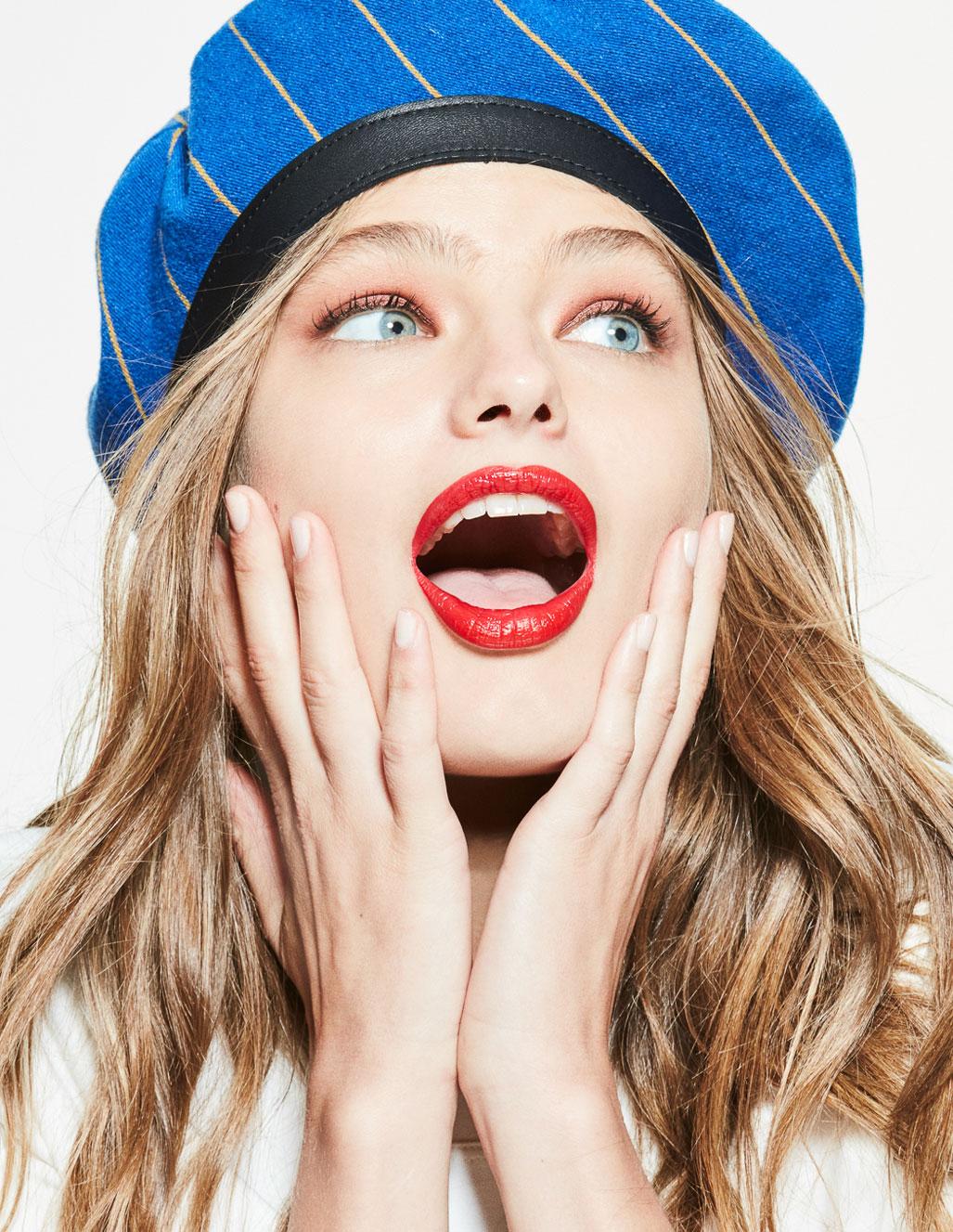осенняя мода на страницах Elle Испания / фото 02