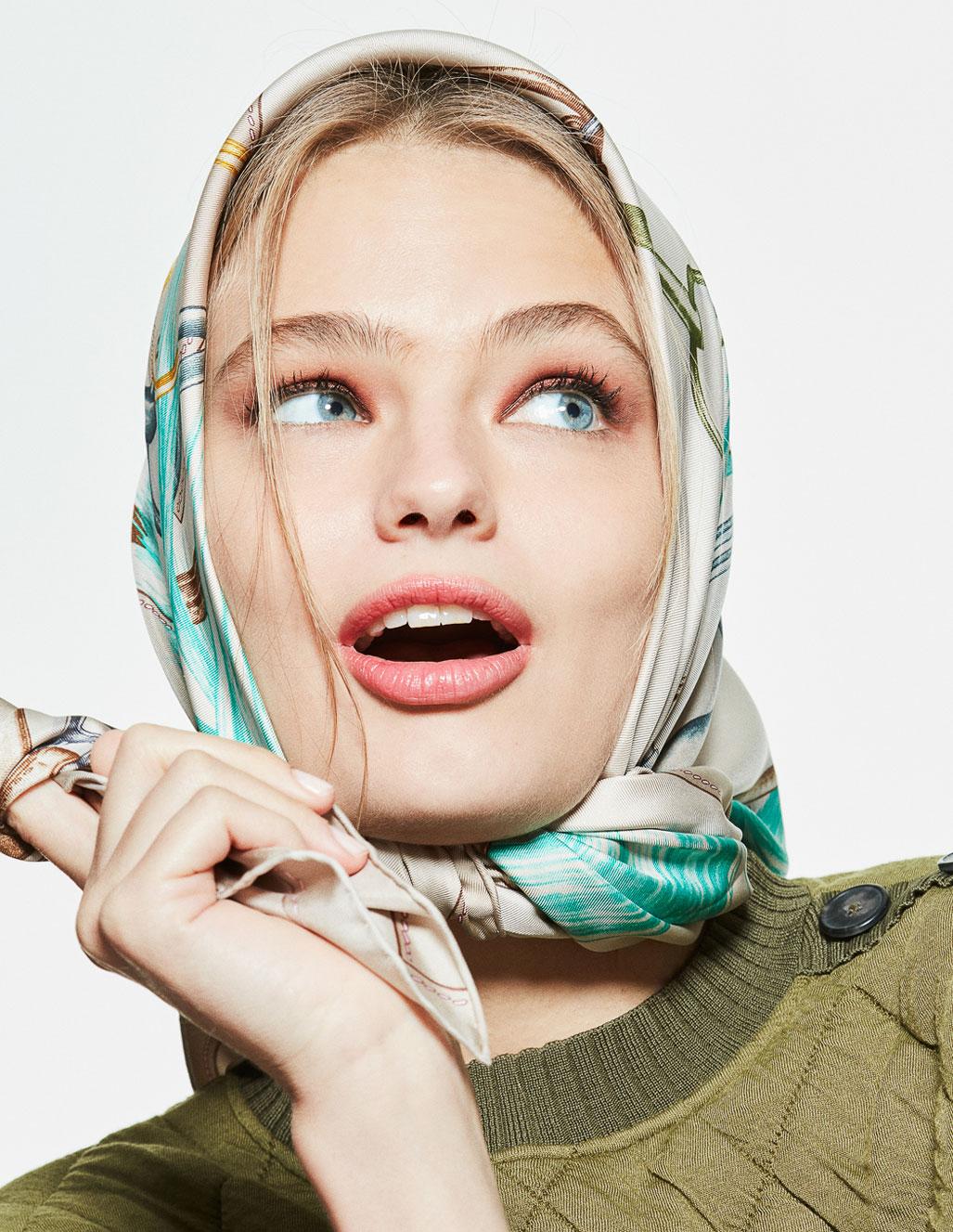 осенняя мода на страницах Elle Испания / фото 03